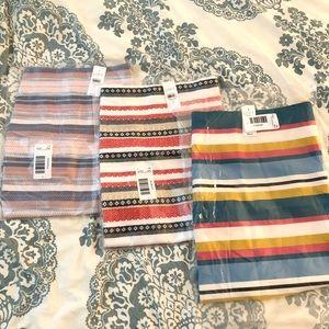 LOFT Shift Skirt Bundle